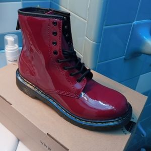 Dr. Marten ever worn still new in box ..